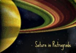 RETROGRADE SATURNUS IN STEENBOK