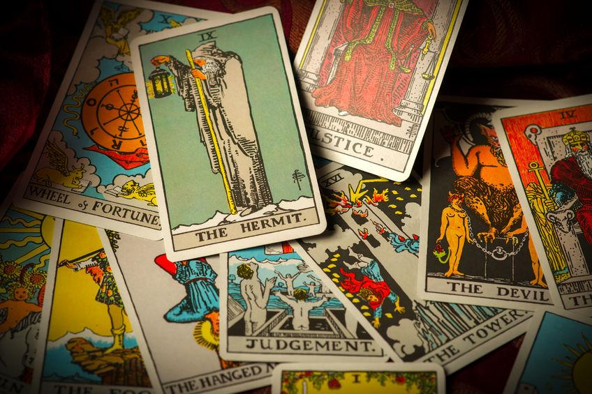 Tarot en tarotkaarten