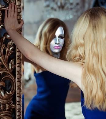 Spiegeling van jezelf