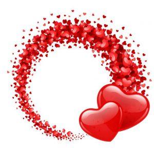 Het hart houdt van iedereen.